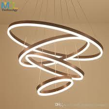 modern art led restaurant chandeliers ceiling mounted engineer nordic lamps atmosphere round pendant light bedroom fixtures ac110 240v best pendant lights