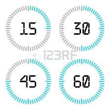 Set Five Minute Timer Clock Sleep Timer 5 Set A 3 Min Timer Set 5