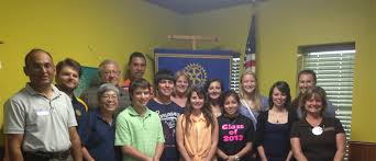 2013/06/06 2013 Scholarship Recipients | Rotary Club of Giddings