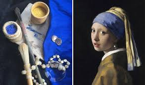 Vermeer Painter Of Light
