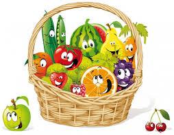 Grafika wektorowa Warzywa owoce, obrazy wektorowe, Warzywa owoce ilustracje  i kliparty