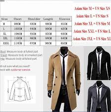 fashion trench coat men double ons sobretudo masculino slim fit long trench coat for men autumn