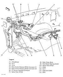 2008 To 2012 Ford Power Window Switch Diagram