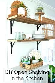 diy kitchen shelves kitchen shelves must see best kitchen shelves ideas on floating shelves adding shelves diy kitchen shelves kitchen shelving ideas