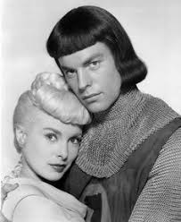 Image result for images of 1954 movie prince valiant