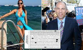 Michael Avenatti's estranged wife ...