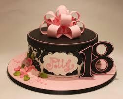 10 Jelexie Cakes Birthday For 18 Photo Girls 18th Birthday Cake
