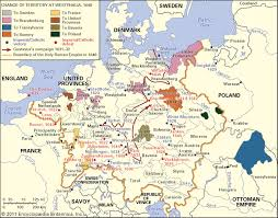 thirty years war european history com the thirty years war