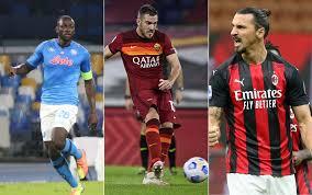 Europa League 2020, Roma, Napoli e Milan oggi in campo. Video, gol e  highlights