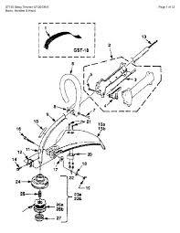 Plastite Screw Torque Chart Homelite St155 Ut 20539 E Barrett Small Engine