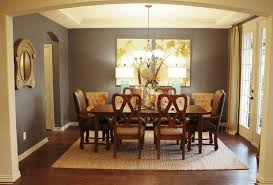 Good Farmhouse Interior Paint Colors Dining Room Traditional With Natural Rug  Nailhead Trim On Dining