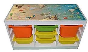 Aufbewahrungsmöbel Für Spielzeug Flexa Amazon Ocean Unterwasser Kinder Raummöbel Aufkleber Ikea Hack Trofast Aufkleber Spielzeug Aufbewahrung Möbel
