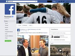 Facebook Page New Design Facebooks Testing Another Ad Free Pages Design For Desktop