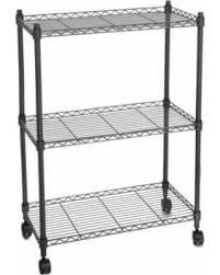 marvelous decoration metal wire shelves with wheels modern 3 tier wire shelf shelving kitchen rack heavy