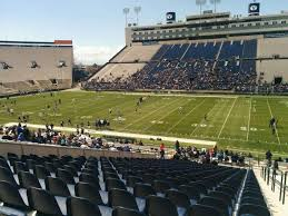 Cougar Stadium Seating Chart Lavell Edwards Stadium Section 33 Row 40 Seat 1 Byu