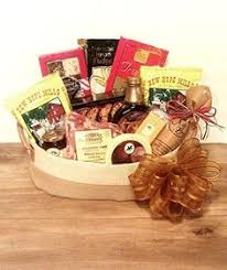 all the ts breakfast pancake ham gift basket
