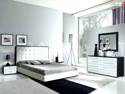 Contemporary White Bedroom Furniture Photo Of Modern White Bedroom ...