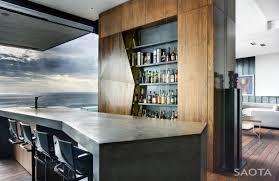 home bar furniture modern. Modern Mini Bar Interior Nettleton House Saota Antoni Home Furniture