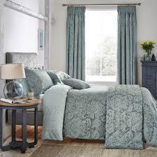floriella slate blue bedding