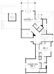 amazing house plans with two master bedrooms or log home plans two master suites amazing idea