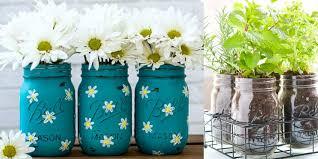 How To Decorate A Mason Jar 100 Fabulous Mason Jar DIYs For Summer 7