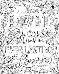 Bible Verse Coloring Pages Bible Verse Coloring Pages Bible Verse
