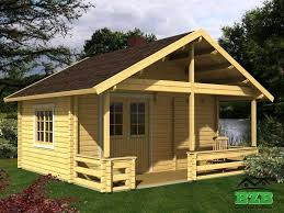 Wooden Cottage Design 20 Affordable Wooden Houses For Small Families Trendecors
