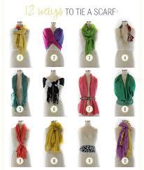 scarves/mufflers