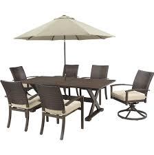 ashley furniture patio dining sets crunchymustard