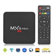 Đầu Mxq Pro Plus Android 7.1 Quad Core 4g 1g / 8g 2.4g Wiiu Bt4.0 - Android  TV Box, Smart Box