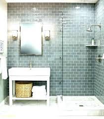 Glass Tile Bathroom Designs Simple Design Inspiration
