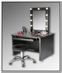 marvelous black vanity table without mirror images best idea