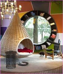 Hanging Chairs For Girls Bedrooms Cool Chairs For Bedrooms Ingenious