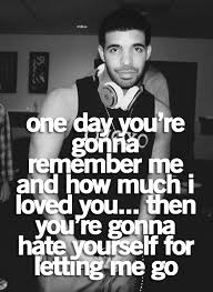 Drake Love Quotes Amazing Drake Quotes Tumblr Quotes On We Heart It