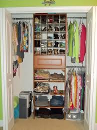 ... Creative Bedroom Decorating Interior Ideas With Do It Yourself Closet  Design : Adorable Brown Cherry Wood ...