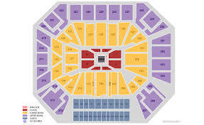 Wintrust Arena Seating Chart With Rows Tickets Matchroom Boxing Usa Chicago Il At Ticketmaster