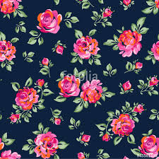 Cute Seamless Rose Background Stock Image And Royaltyfree Vector Unique Cute Backgrounds
