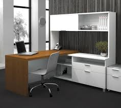 l desk office. Best Of Office L Shaped Desk 6031 Furniture White With Hutch Plus Chair