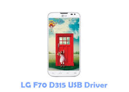 Download LG F70 D315 USB Driver
