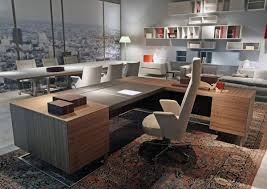 incredible office furnitureveneer modern shaped office. Deck Leader Executive Desk, Large Wood And Metal, Ideal For Office Incredible Furnitureveneer Modern Shaped D