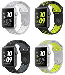 apple nike watch series 2. start your run with apple watch series 2 nike edition