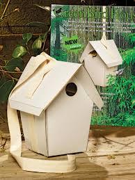 Diy Birdhouse Diy Birdhouse Green Birdhouse Birdhouse Kit Bird House Kit