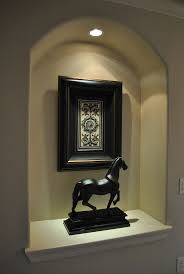 Small Picture Recessed Wall Niche Decorating Ideas 9705