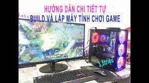 PC GAMING 3 Triệu 500K   Hướng Dẫn Chi Tiết Cách Lắp Máy Tính Chơi Game Giá  Rẻ - YouTube