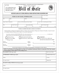 bill of sale automobile bill of sales expin zigy co