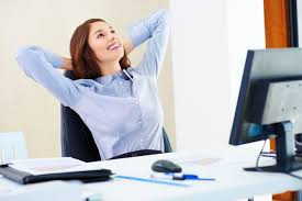 office relaxation. Office Relaxation E