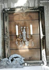 shabby chic wall sconces reserved shabby chic candle