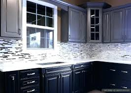 kitchen backsplash pictures with dark cabinets ThePalmaHomecom