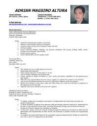 Comprehensive Resume Sample Comprehensive Resume Format Examples Cool 60 Best Ever Design Inside 1