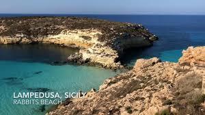 Rabbits Beach Lampedusa Sicily